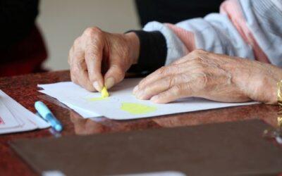 Arteterapia per anziani nelle case di riposo. Quali benefici